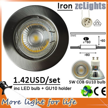 5W COB Slim LED Down Light avec Ce RoHS