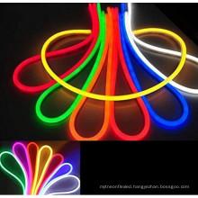 Hot sale AC110V Multi color RGB led neon flex for outdoor decoration