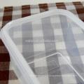 Air china en serré joint étanche mini alimentaire en plastique hermétique contenant