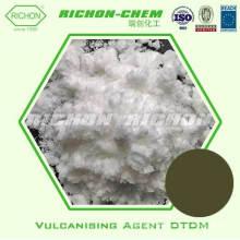 Fornecedor chinês de borracha Agente vulcanizante CAS NO. 103-34-4 Nome químico DTDM