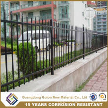 Decorative Wrought Iron Fence Designs