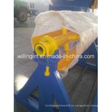Desbobinador manual de alta calidad de 3 toneladas