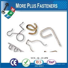 Made in Taiwan Colored Stainless Steel Brass Wire Forming