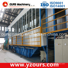 Electrophoretic Painting Line with Best Painting Equipment