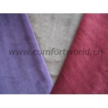 T/R fabric for uniform garment