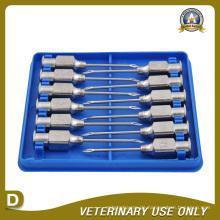 Metall Injektor Nadel für Tierarzt (TS)