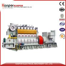 600kw 750kVA 0.6MW Heavy Fuel Oil (HFO) Power Genset