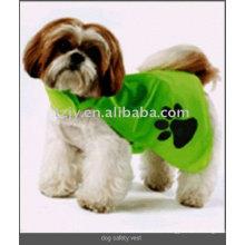 chaleco de seguridad reflectante para mascotas