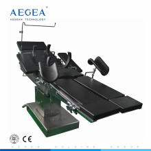 AG-OT009 avanzado hospital eléctrico motor eléctrico departamento de urología quirúrgica mesas de operación médica