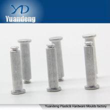 Kundenspezifischer oxidierter 6061 Aluminium-Bolzen