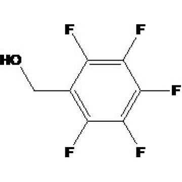 2, 3, 4, 5, 6-пентафторбензиловый спирт Номер CAS: 440-60-8