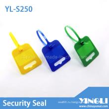 Пластиковые пломбы для больших этикеток для маркировки (YL-S250)