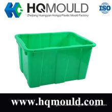 Molde de caja de almacenamiento de plástico de gran capacidad