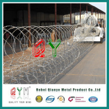 Military Safety Wall/ Army Defence Razor Wall Barrier