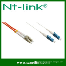 Cabo de conexão de fibra óptica LC-LC padrão
