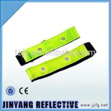 Brazalete reflectante LED