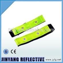 LED reflective armband