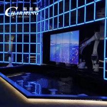 3D Effect Digital Tube Matrix Rental pixel bar for Stage lighting