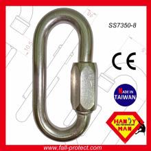 Gancho de aço inoxidável 30k com aço inoxidável de 25kN certificado com CE