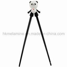 Black Chopsticks Childrens Training Helper