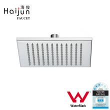 Haijun 2017 China Supplier Watermark Retractable Brass Rainfall Shower Head