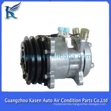 Auto Car Sanden r134a compressor for Universal Air Conditioning System