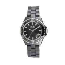 2017 Badatong Hot-Venda Completa Senhora Cerâmica Relógios, OEM Relógios