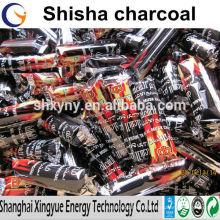 coconut shell smokeless charcoal shisha