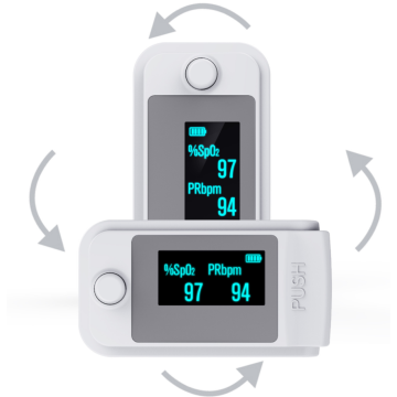 Veridian Healthcare Smartheart Pulse Oximeter