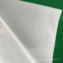 impressão reflexiva branca PETfilm para a roupa