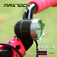 Maxtoch BI6X-1A Exuqisite wiederaufladbare Fahrrad Licht geführt