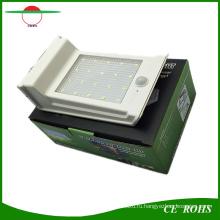 Новое поступление Обновлено конкурентоспособная Цена 20LED солнечный свет стены с pir Датчик движения Солнечный сад лампы тусклый свет со сменным аккумулятором