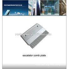 escalator price schindler, escalator comb plate, schindler escalator parts