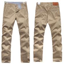 Calças largas da perna dos homens do OEM Calças ocasionais das calças do verão do trabalho