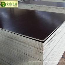 12 milímetros filme preto enfrentou madeira compensada com preço barato