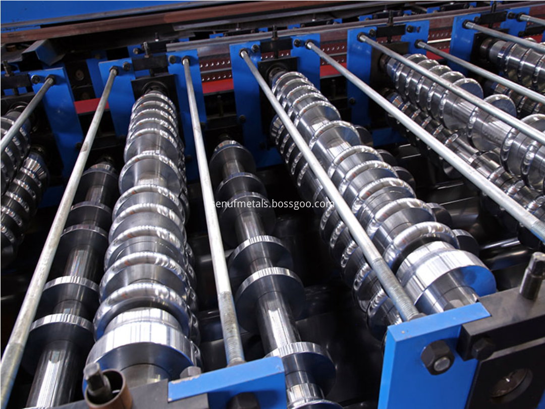 double layer forming machine (4)