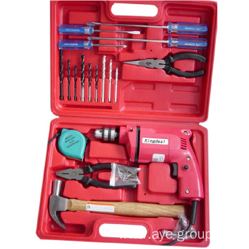 Wood tools  10mm electric hand drill set