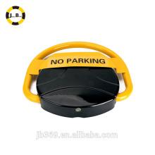 bloqueo de la rueda de estacionamiento para el uso del tráfico