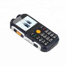 UNIWA W008 GSM Loudspeaker 2.4 Inch Big Battery Power Bank Function UHF walkie talkie mobile phones