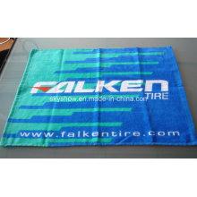 100% Baumwolle voll gedruckt Sport Handtuch (SST3013)