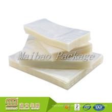 Precio de fábrica del empaquetado de alimentos de alta temperatura laminado plástico material Nylon Pe Lldpe bolsa de la réplica transparente