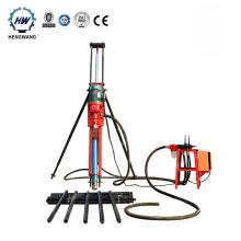 HENGWANG YQ100 portable 20m 30m pneumatic borehole drilling machine