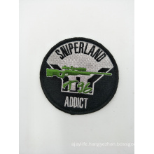 Promotional Embroidery Patch Woven Badge