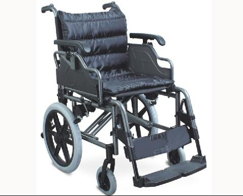aluminum wheelchair