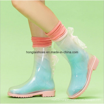 Fashion Color Lady Water Shoes