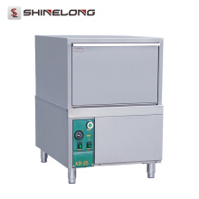 Guangzhou Manulfacture Fully Enclosed Stainless Steel Undercounter Commercial Dishwashers