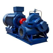 Large Capacity Double Suction Split Casing Centrifugal Irrigation Water Pump