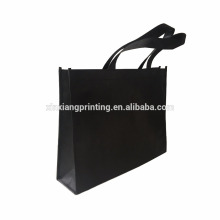 Retail Foldable Non woven Fabric Handled Shopping Bag in Stock on Sale 40*30*9cm