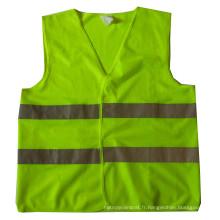 Hi-Vis Refelective Traffic Vest / Veste de sécurité avec norme En471