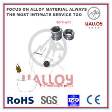 Fil thermocouple de type J utilisé dans l'industrie pétrolière